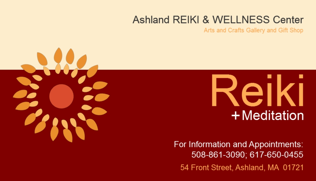 Ashland Reiki and Wellness Center – WAITT~ We\'re All in this together