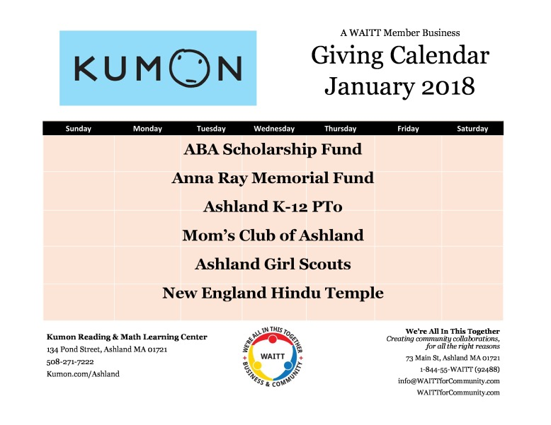 kumon jan