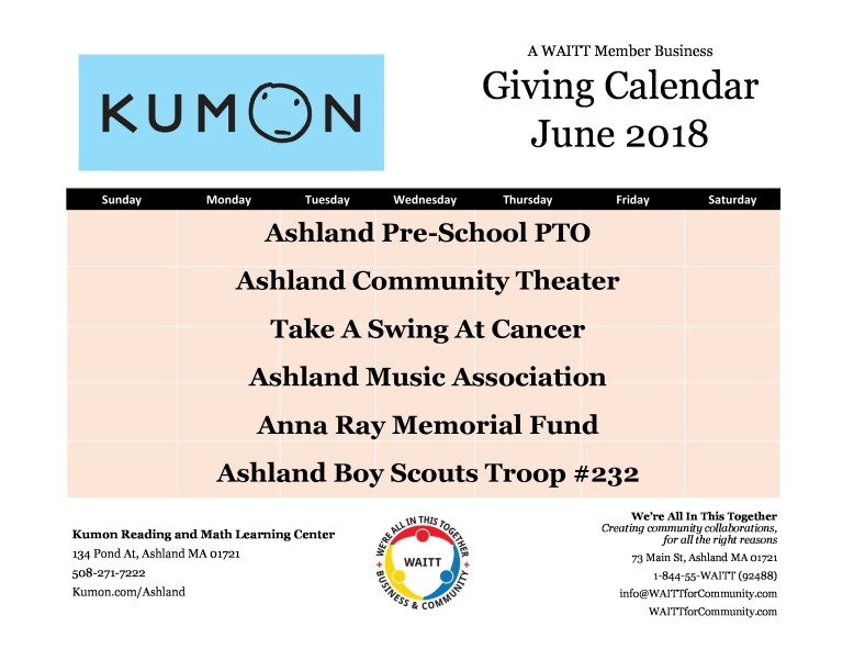 kumon june