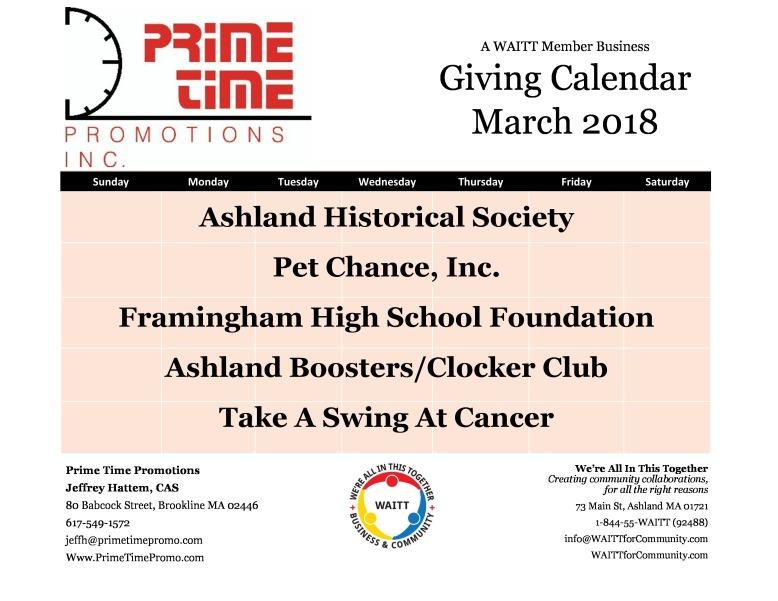 prime march