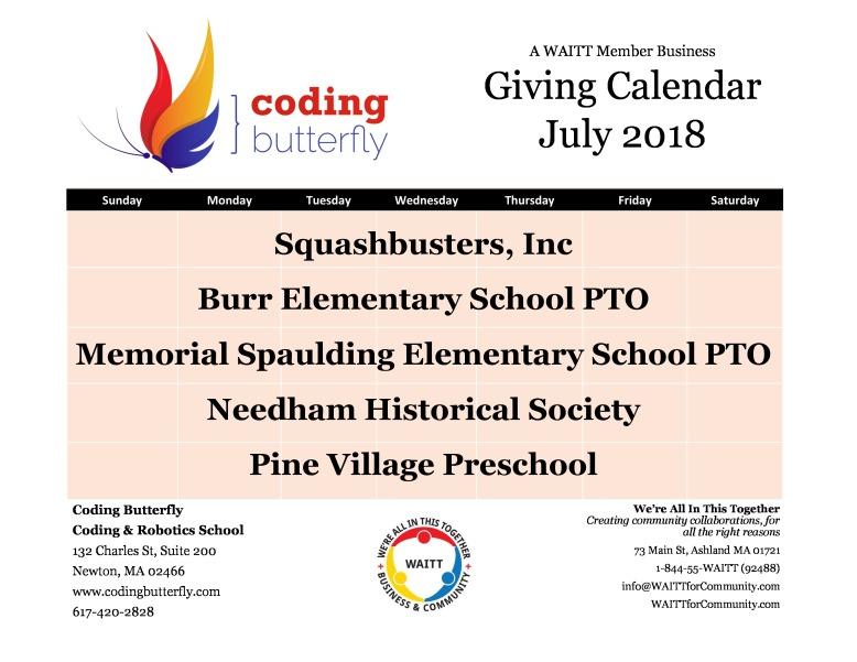 coding july