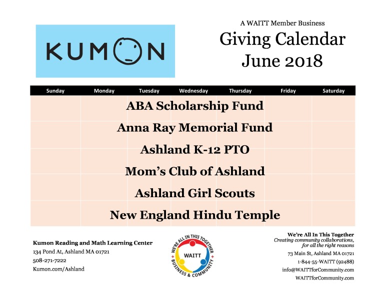 kumon july